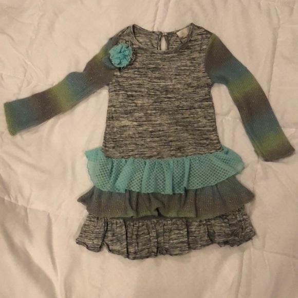 9246815eee Girls size 5 Rare Editions dress. M 5b79d7c22aa96a525e0a403b